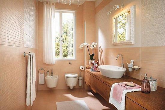 Picture of Drapery Bathroom D4BA0001