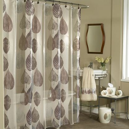 Picture of Drapery Bathroom D4BA0008