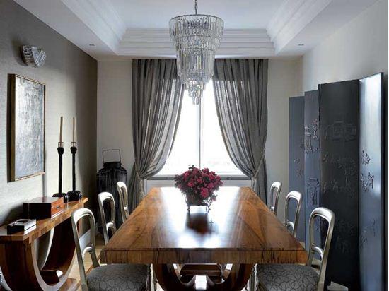 drapery dining room 01
