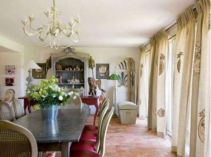drapery dining room 11
