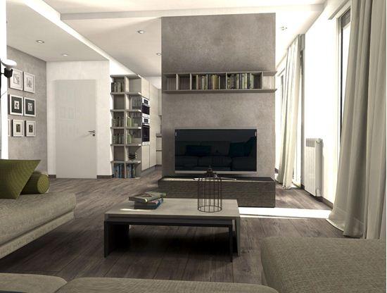 Drapery Living Room