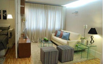 Drapery Living Room D4L0009