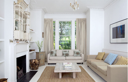 Drapery Living Room D4L0013