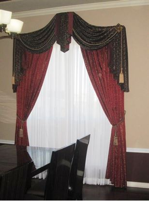 Picture of Custom Drapes OW0007