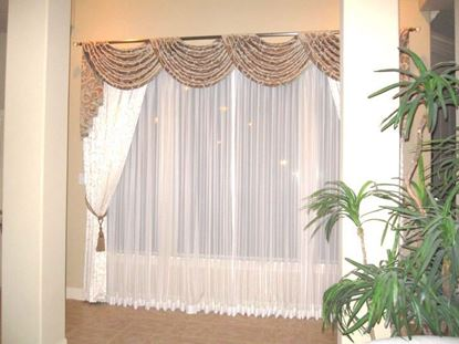 Picture of Custom Drapes OW0011