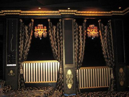Picture of Custom Drapes OW0018
