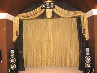 Picture of Custom Drapes OW0024