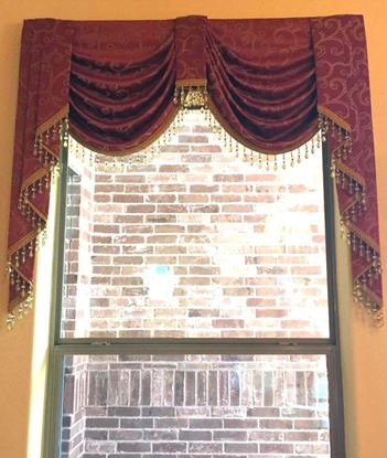 Picture of Custom Drapes OW0085