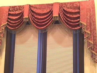 Picture of Custom Drapes OW0086