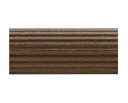 "Picture of 1 3/8"" Fluted Wood Pole, 6'"