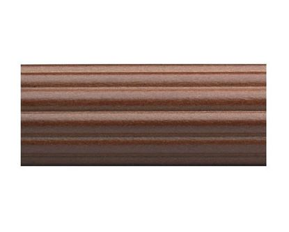 "Picture of 1 3/8"" Fluted Wood Pole, 8'"