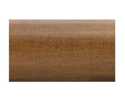 "Kirsch 8 Foot Smooth 2"" Wood Drapery Pole"