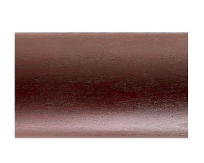 """Picture of 3"""" Smooth Wood Rod, 4'"""