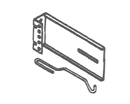 Picture of Continental II Valance Bracket And Support