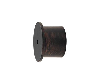 """Picture of Select Inside Mount Sockets for 3/4"""" Iron Works Rod"""