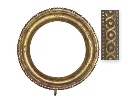 "Picture of 2 1/4"" Corsica Rings"